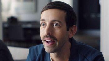 Samsung QLED TV TV Spot, 'Mustache'