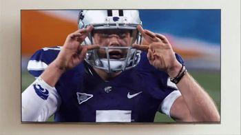 Samsung QLED TV TV Spot, 'Mustache' - Thumbnail 2