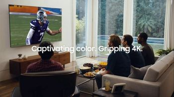 Samsung QLED TV TV Spot, 'Mustache' - Thumbnail 4
