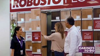 Cabinets To Go Kitchen Makeover Kick-Off Sale TV Spot, 'Summer Is Over' - Thumbnail 8