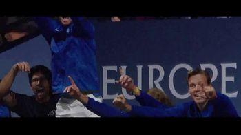 2018 Laver Cup TV Spot, 'Europe vs. the World' - Thumbnail 2
