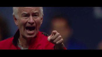 2018 Laver Cup TV Spot, 'Europe vs. the World' - Thumbnail 9
