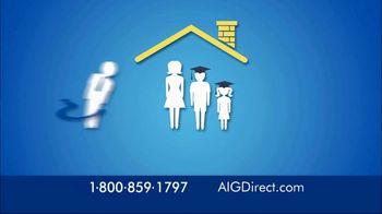 AIG Direct Life Insurance TV Spot, 'Important Message'