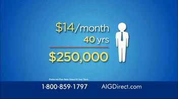 AIG Direct Life Insurance TV Spot, 'Important Message' - Thumbnail 5