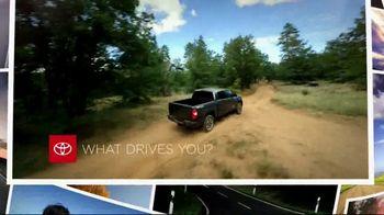 Toyota TV Spot, 'Trucks for Both' [T2] - Thumbnail 10