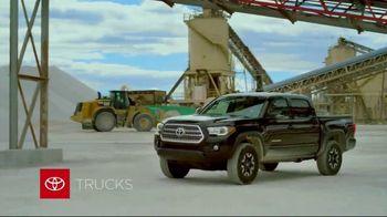 Toyota TV Spot, 'Trucks for Both' [T2] - Thumbnail 2