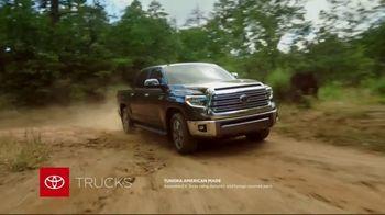 Toyota TV Spot, 'Trucks for Both' [T2] - Thumbnail 3