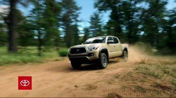 Toyota TV Spot, 'Trucks for Both' [T2] - Thumbnail 5