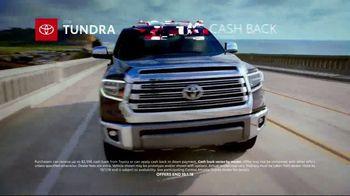 Toyota TV Spot, 'Trucks for Both' [T2] - Thumbnail 8