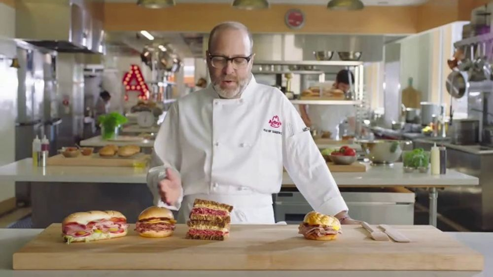 Arby's TV Commercial, 'Ignore Your Instincts' Featuring H. Jon ...