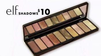 e.l.f. Cosmetics TV Spot, 'Eyeshadow Palette' - Thumbnail 4
