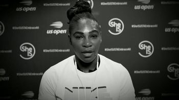 US Open TV Spot, 'She Is. We Are. Embrace All.' - 1 commercial airings