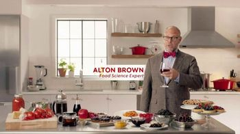 Colgate Optic White Platinum TV Spot, 'Favorite Foods' Feat. Alton Brown - Thumbnail 2