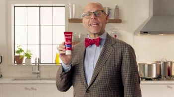 Colgate Optic White Platinum TV Spot, \'Favorite Foods\' Feat. Alton Brown