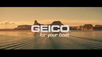 GEICO Boat TV Spot, 'Canyon Cruise' Song by Drake White - Thumbnail 8