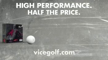 VICE Golf Balls TV Spot, 'Unsolicited Advice: The New Locker' Ft. Erik Lang - Thumbnail 10