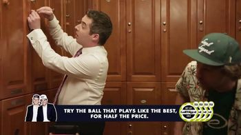 VICE Golf Balls TV Spot, 'Unsolicited Advice: The New Locker' Ft. Erik Lang - Thumbnail 3