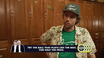 VICE Golf Balls TV Spot, 'Unsolicited Advice: The New Locker' Ft. Erik Lang - Thumbnail 4
