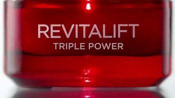L'Oreal Paris Revitalift Triple Power TV Spot, 'One Week' - Thumbnail 10