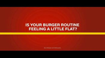Subway TV Spot, 'Is Your Burger Routine Feeling a Little Flat?' - Thumbnail 6