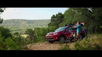 2018 Toyota RAV4 TV Spot, 'More Adventurous' [T2] - Thumbnail 1