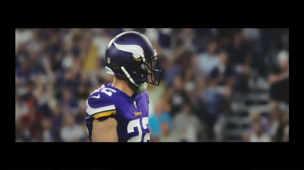 sale retailer dc034 b23c8 NFL TV Commercial, 'Viking Call' Featuring Harrison Smith - Video