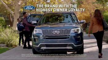 Ford SUV Season TV Spot, 'Highest Owner Loyalty' [T2] - Thumbnail 2