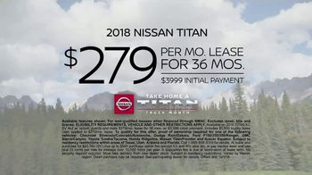 Nissan Take Home a Titan Truck Month TV Spot, 'Made in America' [T2] - Thumbnail 10