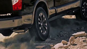 Nissan Take Home a Titan Truck Month TV Spot, 'Made in America' [T2] - Thumbnail 3