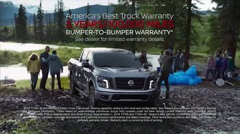 Nissan Take Home a Titan Truck Month TV Spot, 'Made in America' [T2] - Thumbnail 8
