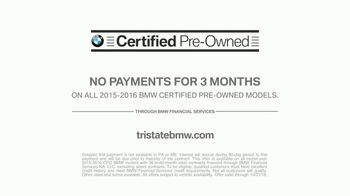 BMW Certified Pre-Owned TV Spot, 'Football' [T2] - Thumbnail 8
