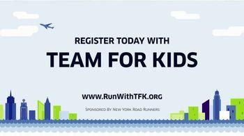 New York Road Runners TV Spot, 'Team for Kids: 2019 United Airlines Half' - Thumbnail 9
