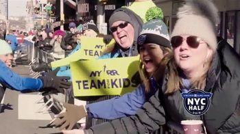 New York Road Runners TV Spot, 'Team for Kids: 2019 United Airlines Half' - Thumbnail 2