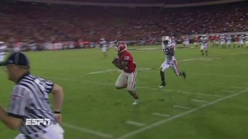 YouTube TV TV Spot, 'Same But Different: College Football' - Thumbnail 3