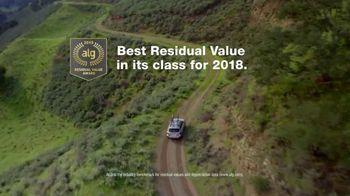 2018 Subaru Outback TV Spot, 'Our Most Adventurous Outback' [T2] - Thumbnail 5