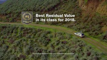 2018 Subaru Outback TV Spot, 'Our Most Adventurous Outback' [T2] - Thumbnail 6