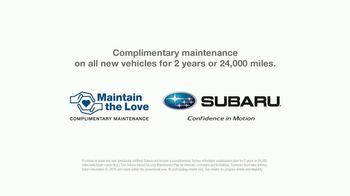 2018 Subaru Outback TV Spot, 'Our Most Adventurous Outback' [T2] - Thumbnail 8
