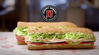 Jimmy John's 9-Grain Wheat Sub TV Spot, 'Meat Freak: Wheat, Yeah!' - Thumbnail 10