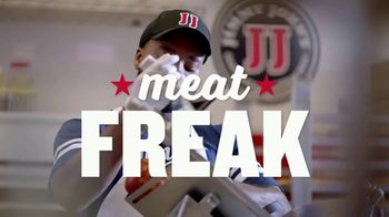 Jimmy John's 9-Grain Wheat Sub TV Spot, 'Meat Freak: Wheat, Yeah!' - Thumbnail 7