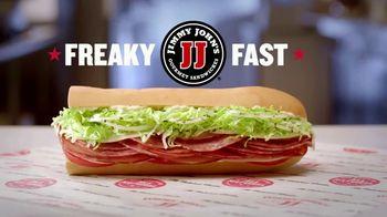 Jimmy John's 9-Grain Wheat Sub TV Spot, 'Meat Freak: Wheat, Yeah!' - Thumbnail 8