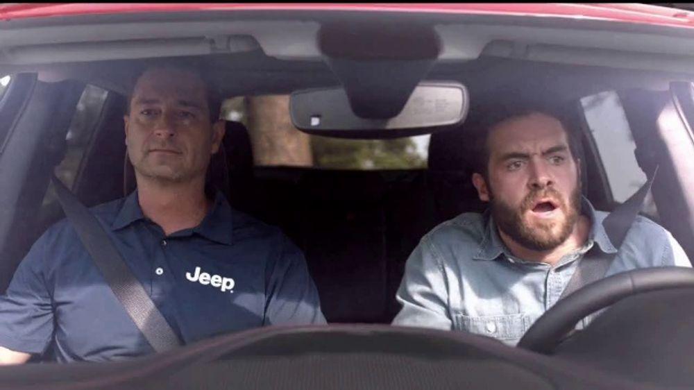 Jeep D??as de Aventura TV Commercial, 'Oso: Cherokee' [Spanish] [T2