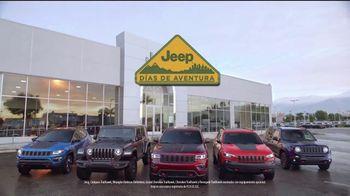Jeep Días de Aventura TV Spot, 'Oso: Cherokee' [Spanish] [T2] - Thumbnail 7