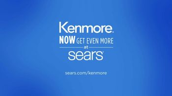 Sears TV Spot, 'Get More, Do More With Kenmore' - Thumbnail 10