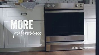 Sears TV Spot, 'Get More, Do More With Kenmore' - Thumbnail 4