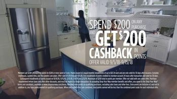 Sears TV Spot, 'Get More, Do More With Kenmore' - Thumbnail 8