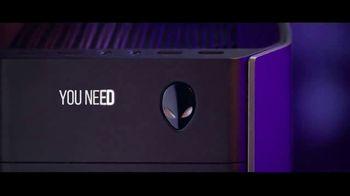Intel TV Spot, 'Alienware: Machines That Make Champions' - Thumbnail 6