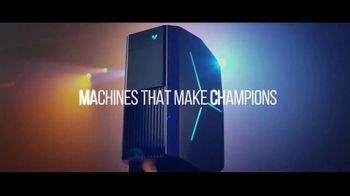 Intel TV Spot, 'Alienware: Machines That Make Champions' - Thumbnail 7