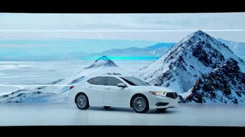 2018 Acura TLX TV Spot, 'By Design: Snow' Song by Ides of March [T1] - 171 commercial airings