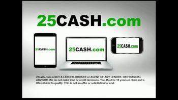 25CASH.com TV Spot, 'Fast Cash Now' - Thumbnail 10