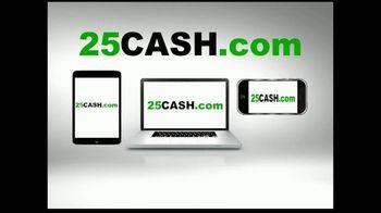 25CASH.com TV Spot, 'Fast Cash Now' - Thumbnail 9